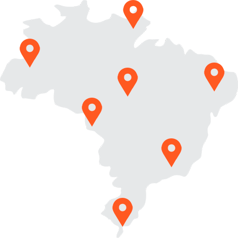 SetLog atua em todo Brasil